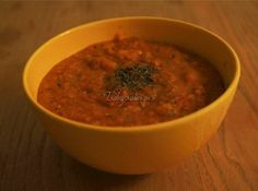 Zupa z czerwonej soczewicy Recipies, Vegan, Fit, Ethnic Recipes, Recipes, Food Recipes, Rezepte