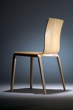 Menu chair design Stefan Lindfors. Manufactured by Martela Oyj.