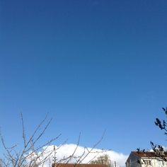 Développement arrêté #Niort #cielfie #ciel #blue #bleu #blau #himmel #sky #France #skyporn #instasky #instablue