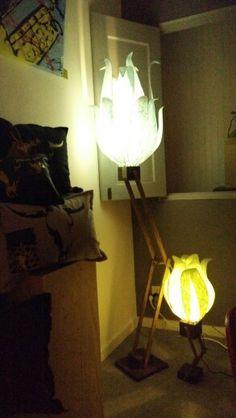 Hou je van echte design? Deze unieke Tulip Lamps van Design by Mark C. zijn  nu bij Klein in Concept te koop!  www.kleininconcept.nl Wolstraat 6 Haarlem (oude centrum / Vijfhoek) www.kleininconcept.nl info@kleininconcept.nl 06-48936230