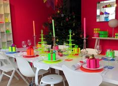 Christmas decorations - Jasper Conran's neon rangeRated People Blog