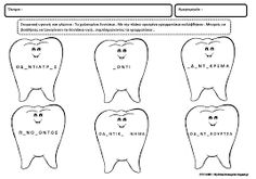Image result for το σωμα μου φυλλα εργασιας νηπιαγωγειο Tooth Fairy, Teeth, Blog, Google, Ideas, Tooth, Blogging, Thoughts