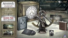 Assassin's Creed Syndicate - Big Ben Collectors Edition XBOX ONE. The Assassin, Assassins Creed Syndicate, Assassins Creed Game, Big Ben London, Black Ops 3, Ps4, Playstation, Edition Collector, The Collector