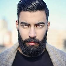 Daily Dose Amazing Beard Style Ideas 06 - Thick and well-groomed beard is a sign of masculinity. As a physical attribute, facial hair (mustache and beard) separates men from boys. A man with a. Beard Styles For Men, Hair And Beard Styles, Well Groomed Beard, Growing Facial Hair, Handsome Bearded Men, Beard Look, Beard Growth, Awesome Beards, Mustache