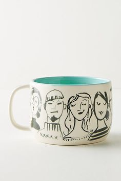 Anthropologie My Kind Of Person Mug #ad