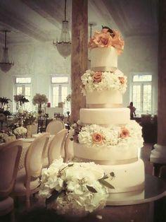 Wedding cake lourdes padilla
