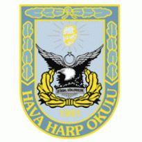 hava harp okulu Logo. Get this logo in Vector format from http://logovectors.net/hava-harp-okulu/