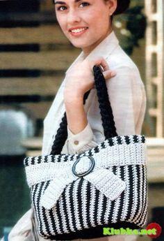 bellissima borsa uncinetto. Crochet bag