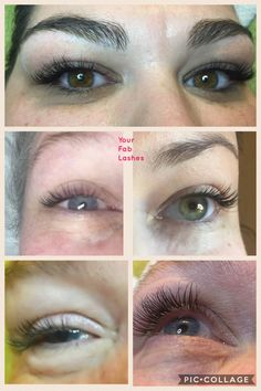 My work Your Fab Lashes