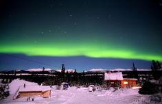 Sigh...the sky. I've seen the Northern Lights numerous times, but this takes the cake!
