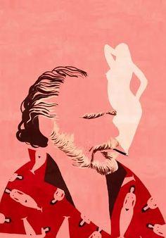 Ao sul de lugar nenhum, de Charles Bukowski
