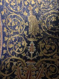 Mosaike Church San Vitale > Ravenna 2014