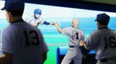 Ace of the Diamond Episode #56 Anime Review