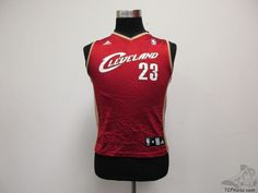Adidas Cleveland Cavaliers Lebron James #23 Basketball Jersey sz Youth M Medium #adidas #ClevelandCavaliers