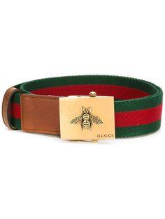 9b4d53c58ea Gucci Canvas Web Belt - Farfetch
