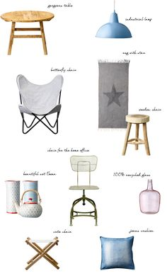"Spring / Summer Ideas by ""Bloomingville"" // Пролетно летни идеи от ""Bloomingville"" 