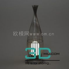 awesome 04. Floor lamp 3D model Download here: http://3dmili.com/lighting/floor-lamp/04-floor-lamp-3d-model.html