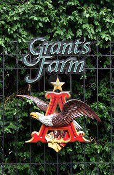 Grant's Farm, St. Louis, MO