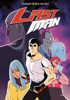 "Artworks of upcoming french animated TV series ""Lastman"" directed by Jeremie Perin (based on comic book). French Anime, Tv Series 2016, Fantasy Book Covers, Movies And Series, Last Man, Animation Reference, Cool Animations, Action Movies, Anime Manga"