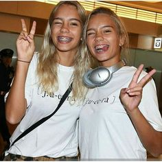 Lisa and Lena - Gettyimages