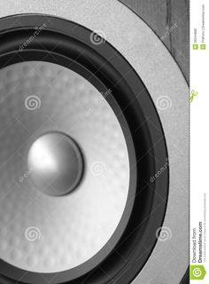 modern speakers | Modern speaker detail