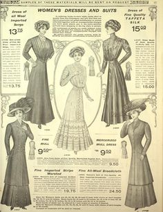 page from Eaton's Fall and Winter Catalogue no.92, 1909-10, complete catalog available here: http://www.archive.org/stream/eatons190900eatouoft#page/n5/mode/2up