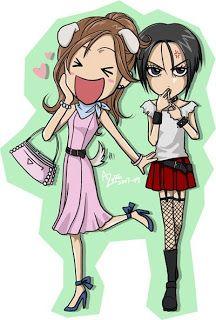 ♥      inside my head        ♥: Nana e Hachi