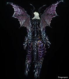Maleficent alduin armor