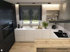 Kitchen Room Design, Modern Kitchen Design, Kitchen Furniture, Furniture Design, Küchen Design, Interior Design, Cuisines Design, Home Kitchens, House Plans