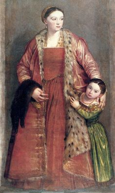 16th century Italians - Iloveher outfit!