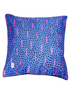 YSL Oversized Scarf Pillow from One-of-a-Kind Finds: Vintage Designer Scarf Pillows on Gilt