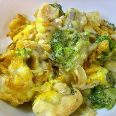 Broccoli/Chicken Casserole Recipe