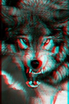 Glitch Wolf