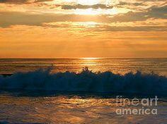William Fuhrer - Sunrise Splash http://william-fuhrer.fineartamerica.com/