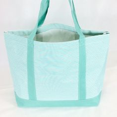 Spring is just around the corner! This would make a nice diaper bag too!