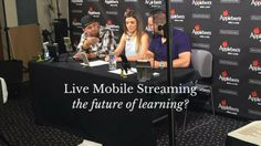 Is Live Mobile Streaming the Future of Learning?