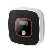 Awakelion Battery-Operated Combo Co Detector/Alarm