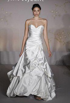 Brides: Jim Hjelm Bridal - Spring 2011 :