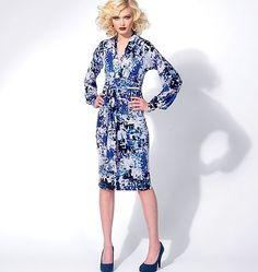 Vogue 8825 Vogue 8825 Tunique, Robe et pantalon, facile, tailles 36 à 44 et 44 à 52