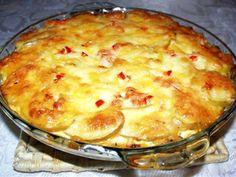 O mancare satioasa, savuroasa si destul de usor de preparat este reteta musaca de cartofi cu ciuperci. Se poate servi alaturi de o salata simpla, ardei copt