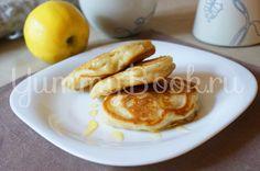 Оладьи с яблоком - пошаговый рецепт с фото