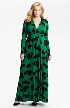 Rachel Pally Long Sleeve Maxi Dress (Plus) available at #Nordstrom! But not the ones close to me, bummer.