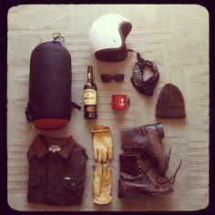 motorcycle trip essentials