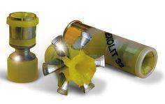 D Duplex pune la dispoziţia utilizatorilor o gamă largă de modele de proiectile unice din oţel – steel slugs, menite să întâmpine varietatea condiţiilor specifice din teren