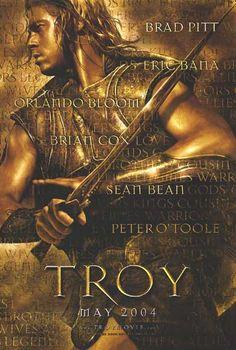 Película:  Troya,   Año: 2004