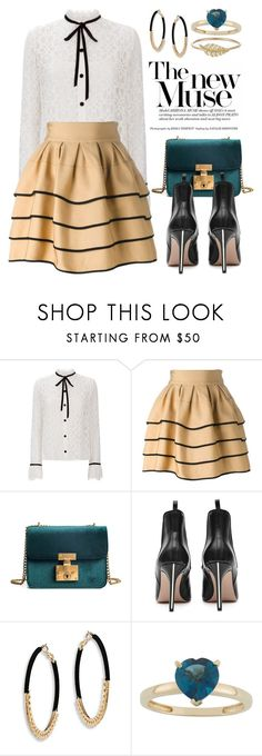 """~Autumn Season Style~ 4511"" by boxthoughts ❤ liked on Polyvore featuring Temperley London, FAUSTO PUGLISI, Ettika and Jennifer Meyer Jewelry"
