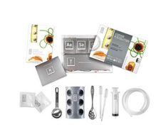 Kit de cocina Molecular - https://www.esmiruina.com/kit-cocina-molecular/