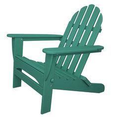 Bailey Adirondack Chair in Aruba  at Joss and Main