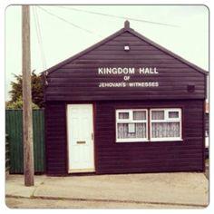 Kingdom Hall in Stanley, Falkland Islands @yarryjacquenette.lee