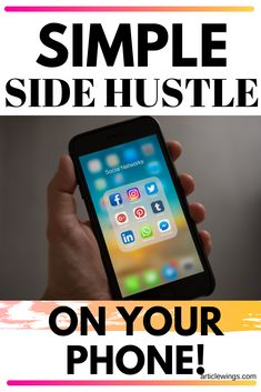 Beginner Friendly And FAST way to make huge amount of cash online. Learn how anyone can make big bucks online in speed. Make Money From Home, Make Money Online, How To Make Money, Get Rich Quick, Part Time Jobs, How To Become Rich, Online Income, Life Is Hard, How To Run Longer